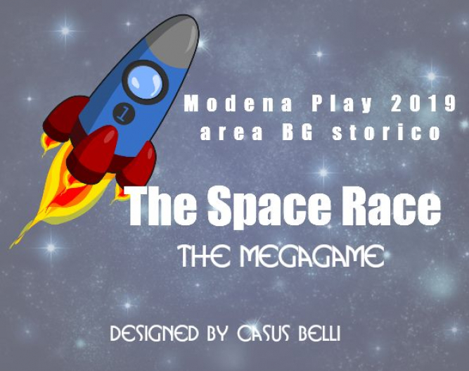 "Bg Storico - Megame ""The Space Race"""